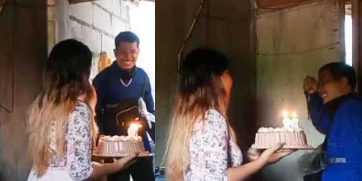 SANA ALL: Female, Netizens Surprised After Stunning Her Guy In The Middle Of An Extremely Hard Life