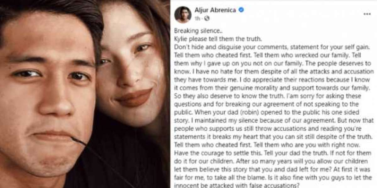 Aljur Abrenica was'really affected by' the split with Kylie Padilla. 'She was the love of my life'